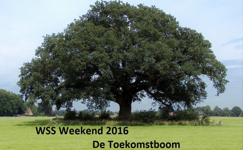 Thema 2016: De Toekomstboom